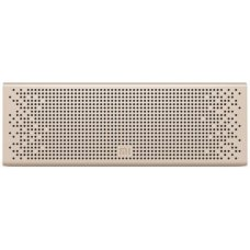 Bluetooth колонка портативная Xiaomi Mi Bluetooth Speaker (MDZ-26-DB) Gold (арт.00908)