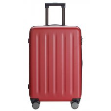 "Чемодан RunMi 90 Points Trolley Suitcase 24"", Nebula Red"