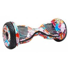 Гироскутер SMART BALANCE Colored Skull 10.5