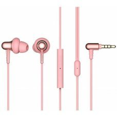 Стерео-наушники 1MORE Stylish Dual-Dynamic in-Ear (Pink) E1025 (арт. 05056)